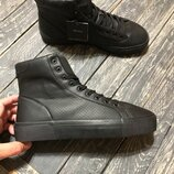Высокие кроссовки/ботинки Bershka рр 43