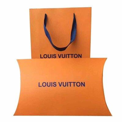 Подарочная коробка пакет Louis Vuitton