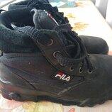 Демисезонные ботинки Fila