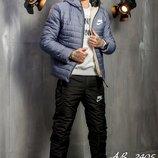 Мужские зимние спортивные костюмы лыжные три цвета 46,48,50,52,54