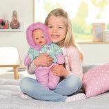 Кукла Zapf Baby Born Нежные объятия - Зимняя Красавица с аксессуарами 43 см 827529