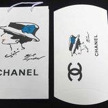 Подарочная коробка пакет Шанель Chanel