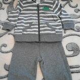 Carter's спортивный костюм 0-3 месяцев
