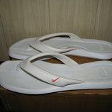 Шльопанці вєтнамки спортивні брендові Nike Оригінал р.41 стелька 27 см