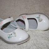 Нарядные туфли для девочки бренда eebb рр. 20 21 22 23 24 25