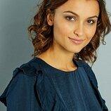 Атласная блузка от французского бренда Kiabi, оригинал Франция сток