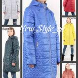 40-72, Жіноча куртка. Демисезонная куртка женская. курточка деми, большие размеры. Куртка ботал