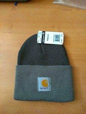 Цена снижена шапка carhartt оригинал из сша