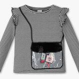 Детский реглан на девочку 6-7 лет C&A Palomino Германия Размер 128 Оригинал