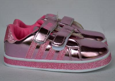 Яркие блестящие кроссовки Ввт