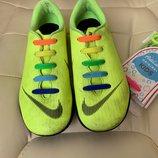 Кроссовки Nike , оригинал, для футбола сороконожки . Размер 30