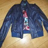 Кожаная куртка р.44-46