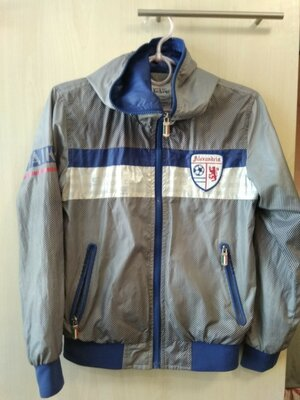 Ветровка, куртка для мальчика, 150 рост, 9-11 лет