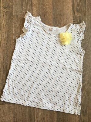 футболка для дівчинки 4-5 р, футболка для девочки 4-5 лет Smyk