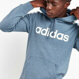 Толстовка adidas Essentials Ink 3 Stripe Pullover Hoody