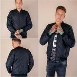 Стильная куртка мужская -бомбер новинка