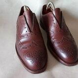 Туфли броги Bally Scribe р-р. 43-й 28 см