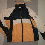 куртка спортивная/ветровка рост 152