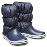 Зимние сапоги Crocs Winter puff boot, 7, 8, 9, 10 размеры.