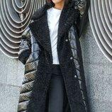 Зимнее пальто Венеция,3 цвета