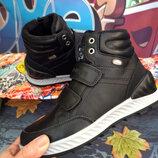 Демисезонные ботинки для мальчика, код 740