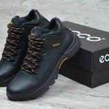 Мужские кожаные ботинки 130 чер