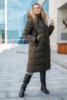 Пальто Из Плащевки Одри