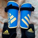 Детские щитки фирменные Adidas