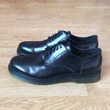 Кожаные туфли Kevin Италия 43 размера в состоянии новых