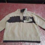 Фирменный свитер 4-5л