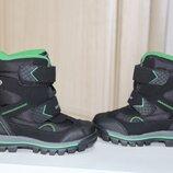 Детские зимние сапоги дутики ботинки на мальчика тм сказка 27р по 32р