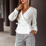 Блуза в классическом стиле