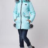 Зимняя пальто, на рост 110 см, арт.ML-005/VZ-SINTI-G