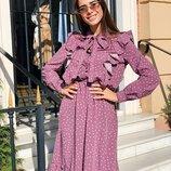 Красивое платье «Сьюзи» 42 - 46