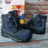 Ботинки ботиночки зимние ricosta для мальчика