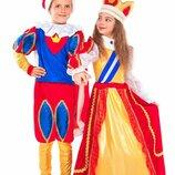Королева «Элизабет» карнавальный костюм для девочки