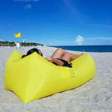 Ламзак, надувной диван, шезлонг, пляжное кресло-матрас новые