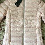 Демисезонная удлиненная куртка пальто на девочку Reserved Германия