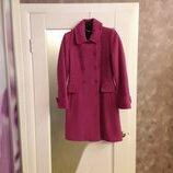 Кашемировое пальто Laura Ashley наш 44/46 размер