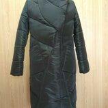 Пальто куртка зимняя, от производителя Цвета, Глубокий капюшон и большой воротник обеспечивает пол