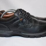 Туфли Westbury мокасины мужские кожаные. Албания. Оригинал. 42 р./27.3 см.
