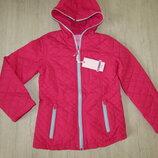Куртка ветровка теплое деми на х/б подкладке,134-164, Венгрия