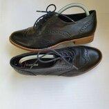 Туфли лоферы Graceland р.38 стелька 25 см.