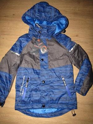 Акция до 07.11.Деми куртка осень весна 4-12, качество, венгрия