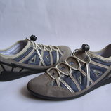 Спортивные летние туфли Rieker, р. 40 26 см.