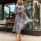 Красивое платье «Жизель» 42 - 46