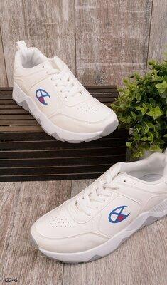 Мужские кроссовки молочного цвета