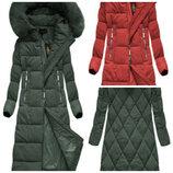 Пальто женское на зиму длинное