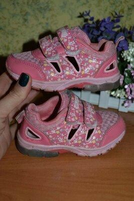 Кроссовки 23 размер, летние кроссовки, детские кроссовки, обувь для двора, кроссовки для девочки