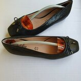 Туфли кожа Footglove р.39,5 стелька 26 см.